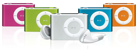 iPod Competition
