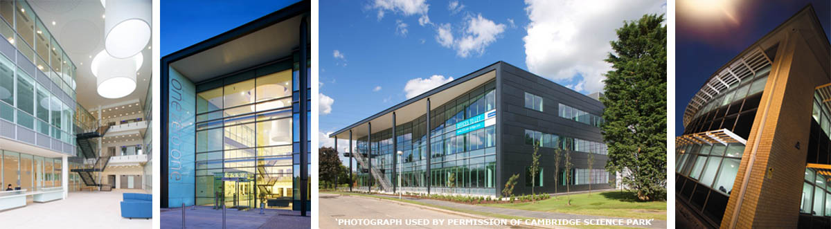 Cambridge Science Park certified as BREEAM Very Good
