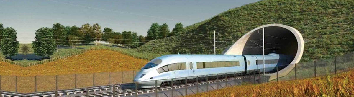 HS2 Rail link boss quits to join Rolls Royce