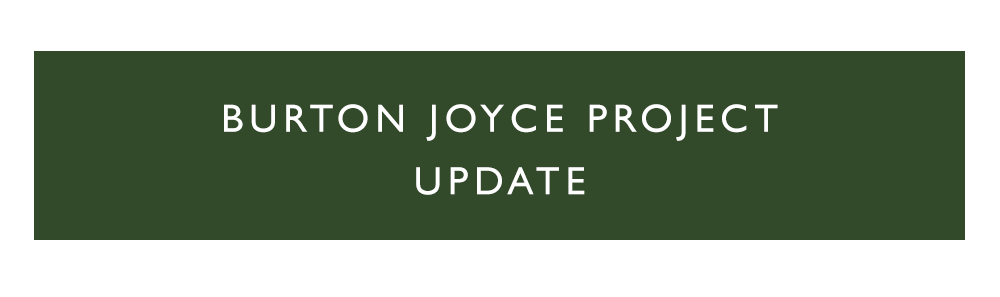 Burton Joyce Project Update