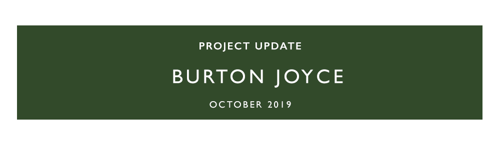 Burton Joyce Autumn Update