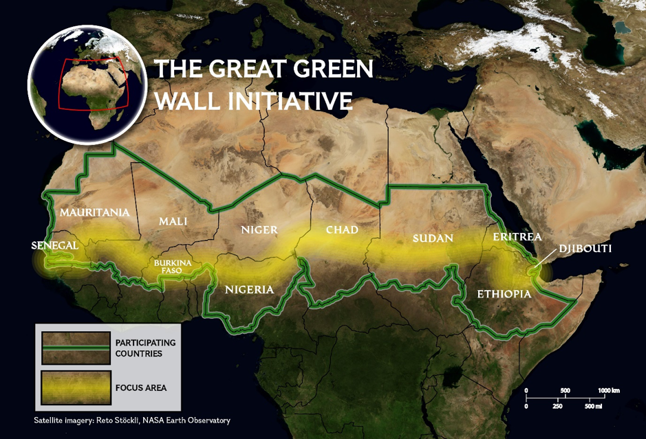 The Great Green Wall - 2