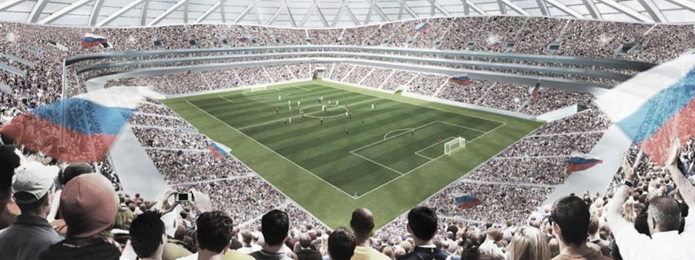 Samara World Cup Stadium | BREEAM international Assessment for Russian Federation