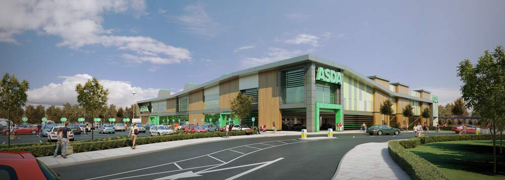 Asda Superstore, Sheffield