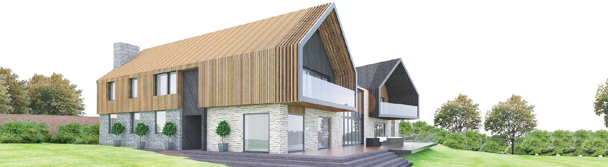 Passivhaus project planning application submitted